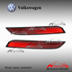 vw polo 2014 rear bumper lamp 6RD945105B, 6RD945106B