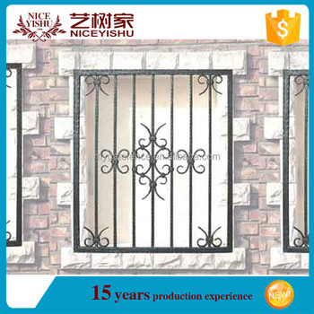 Modern Simple Wrought Iron Designs Windowsdecorative Modern House