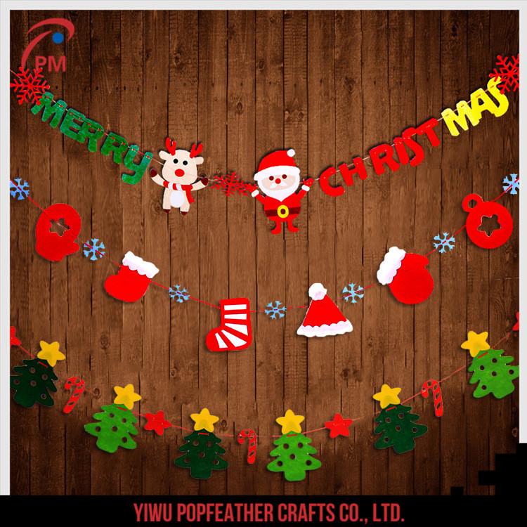 Venta al por mayor adornos navide os para puertas y for Decoracion de navidad para ventanas y puertas