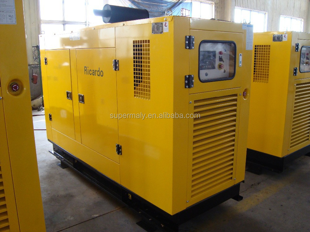 10KVA TO 2000KVA industry standby generator for middle east market