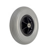 New design long life airless non-toxic solid rubber wheels