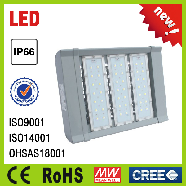 IP66 60W 80W 100W 150W 200W Fixture LED Street Light LED floodlighting CE RoHs ceretificate