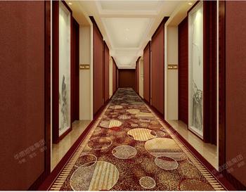 Tapijt Voor Gang : Handel assurance machinemade wilton hotel gang hal tapijt ontwerp