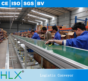 Supply Foods Waste Water Belt Conveyor System with good price