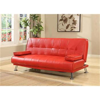 New Model 2 In 1 Sofa Bed Wooden Frame Sofa Bed