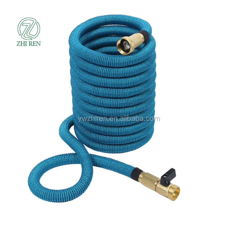ZR 2018 Hot Sale Super Quality Garden Magic Water Hose Pipe And Tap Watering Gun&Nozzle For Garden Watering