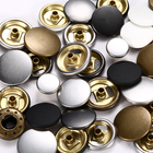 jeans snaps custom nickel free metal brass button snaps for clothing