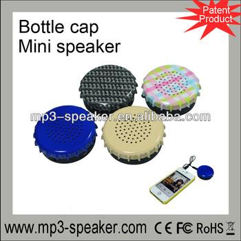 Mps-541 Bottle Cap Music Loud Speaker