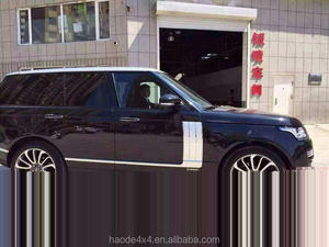 decorative bars inside the doors for Range Rover Vogue fer in high quality and best price 2013-2018