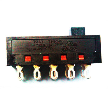 Cheap price 4 position slide switch