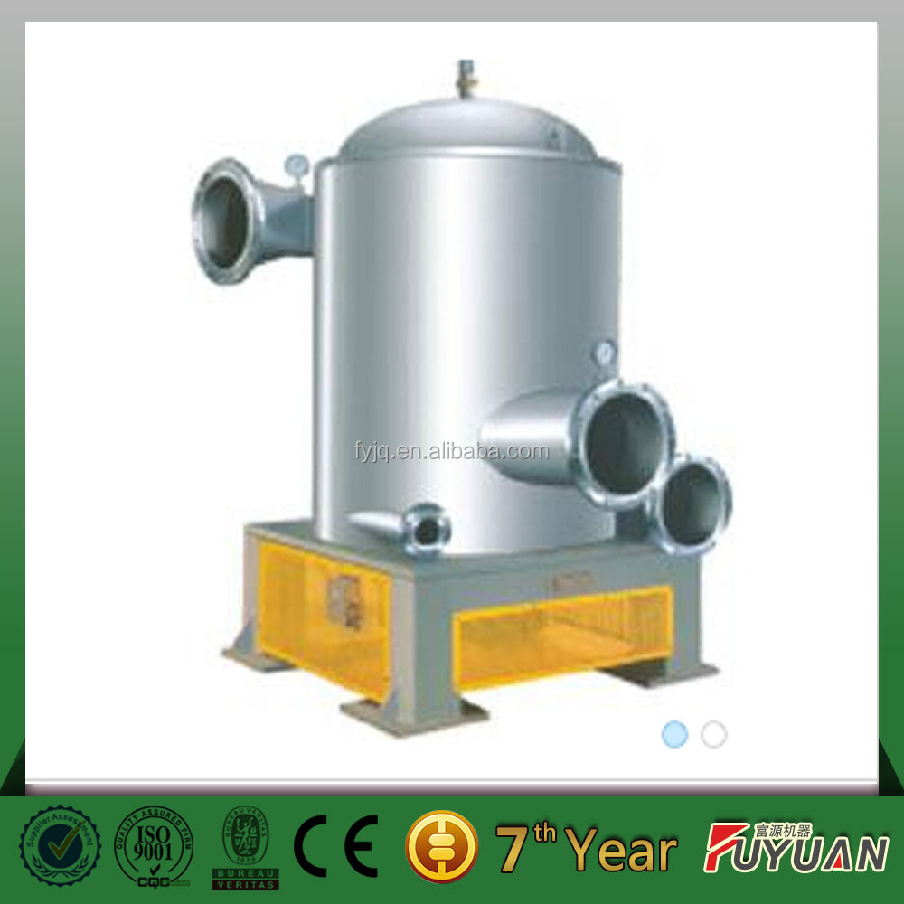 1.2m2 Pressure Screen for Pulp Making Machine