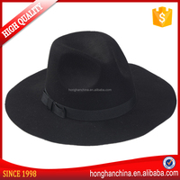Western cowboy hat for women jazz hat with band