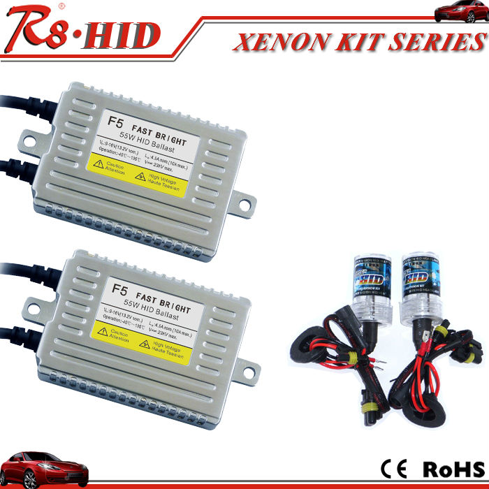 H1 H3 H4 H7 Fast Bright Xenon Hid Kit Hid Xenon Kit 6000k 12v Ac 55w Hid -  Buy Hid Ballast,Hid Kit,Hid Xenon Bulb Product on Alibaba com