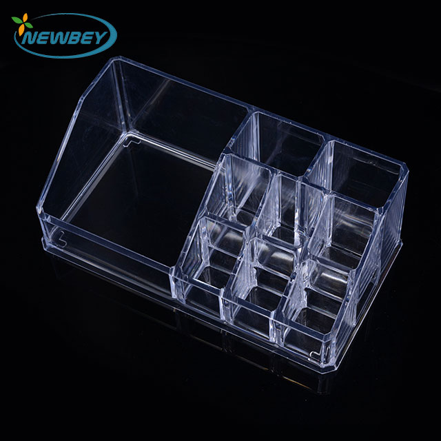 Custom Acrylic Clear Makeup Lipstick Stand Holder