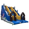 2019 Christmas Air Filled Outdoor Commercial Kids Inflatable Slide for Sale