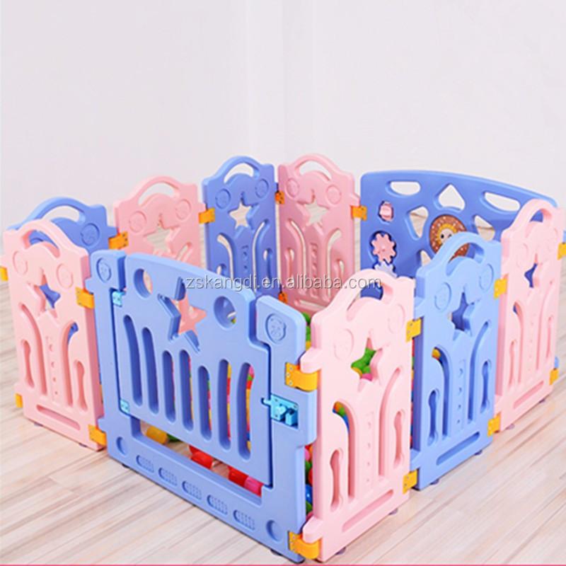 Детские пластиковые манежи купить в Дочки-Сыночки в Москве