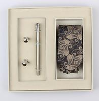 Hot Sell Tie Cufflink Pen Gift Set / gift items / gift premium