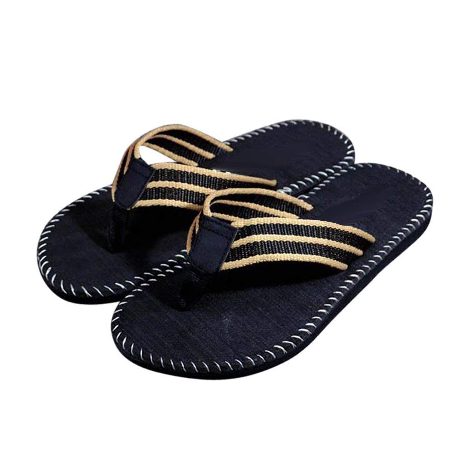 a2b55cc51 Get Quotations · Marvin Cook New Arrival Men Summer Flip Flops Casual Beach  Sandals Outdoor Slipper Flip-Flops