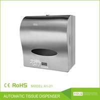 304 stainless steel automatic wet towel dispenser