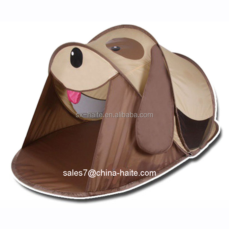 pop up animal( tiger/bear/dog) shape tent baby tent  sc 1 st  Shaoxing City Hite Leisure Products Co. Ltd. - Alibaba & pop up animal( tiger/bear/dog) shape tent baby tent boat shape ...