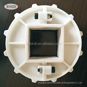 BD-400-12T plastic nylon large sprocket wheel from China manufacturer