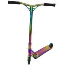 2018 New China Rainbow Stunt Scooter Adult Pro Scooters