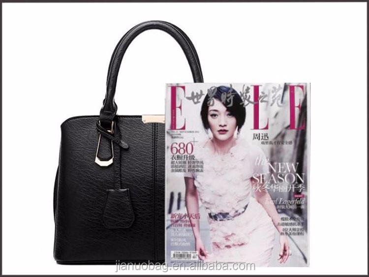 ba37c52955e6 Jianuo Low Moq Latest Designer Purses And Ladies Handbags - Buy ...