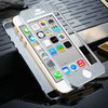 for iphone 5 metal case, brushed case for iphone 5, For iPhone 5 2 in 1 Metal Case
