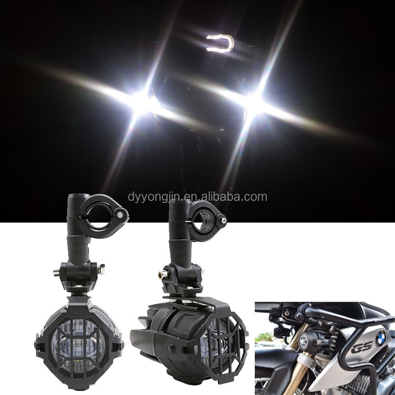 For BMW R1200GS/ADV/F800GS/F700GS/F650FS/R1150GS Motorcycle Front Head Light Driving Aux Lights Fog Lamp