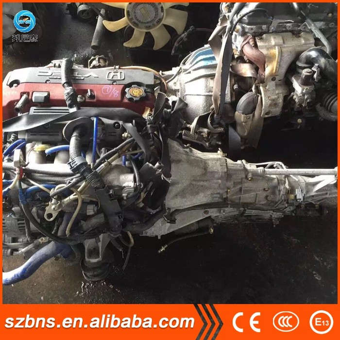 13b Rew Vs 20b: Jdm Used Engine With Gearbox For Car 13b Turbo Rx7 Rx8