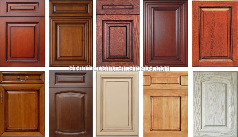 Guangzhou wood carving plywood carcass knock down kitchen for Carcass kitchen cabinets