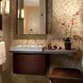 600W Waterproof Bathroom Wall Mounted Electric heater