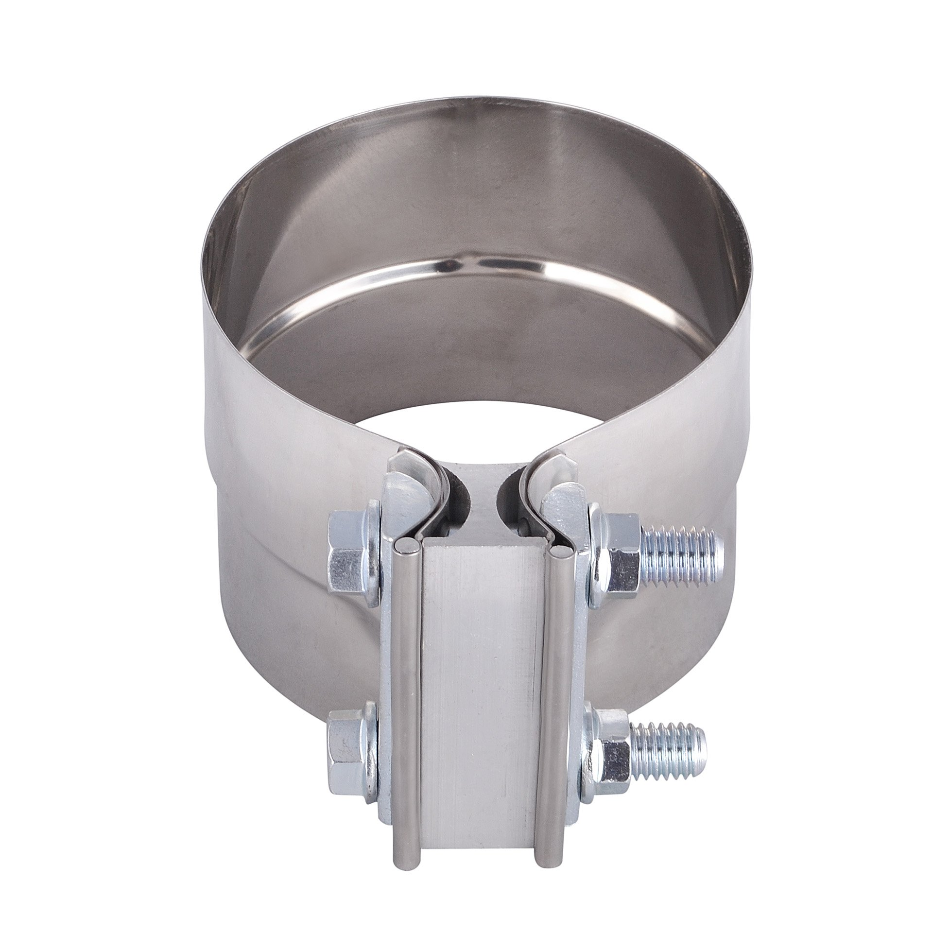 Cheap Lap Joint Band Clamp Find Deals On Line 33976 Fuel Filter Get Quotations Espeeder 4 Stainless Steel Exhaust With 1 Block