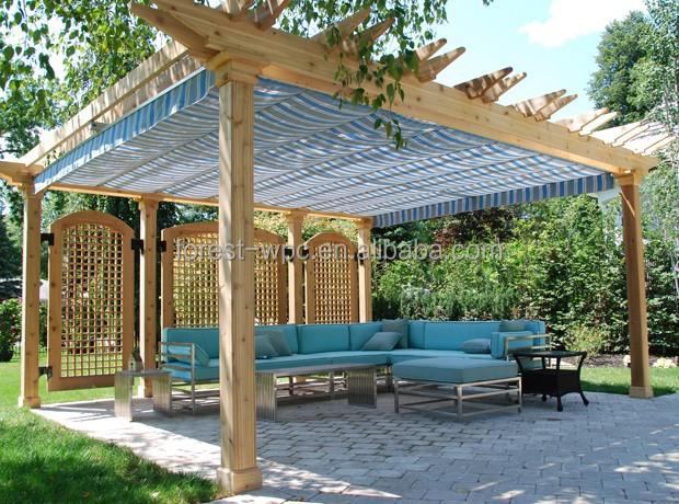kunststoff holz pergola pergola mit wasser dach kunststoff pergola wpc b gen pavillons ger ste. Black Bedroom Furniture Sets. Home Design Ideas