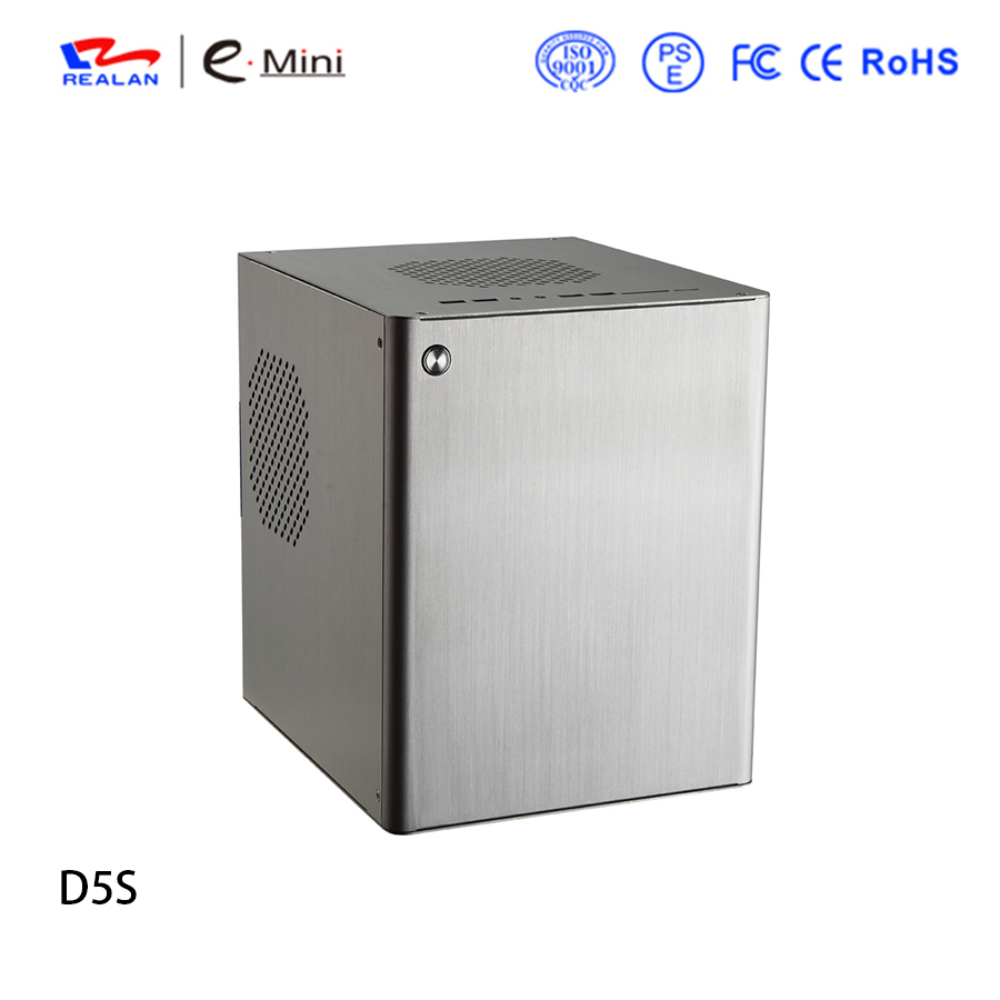 Best Quality Oem Realan E-d5 Mini Atx Computer Server Case - Buy Aluminum  Computer Case,Mini Atx Case,Micro Atx Server Case Product on Alibaba com