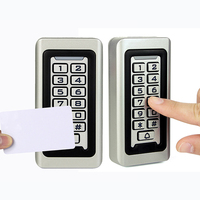 Standalone metal access control system IP65 waterproof rfid door access control