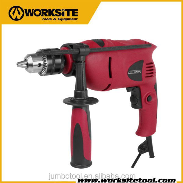 EID190 Factory low MOQ power tool 13mm impact drill power craft cordless drill battery cordless drill
