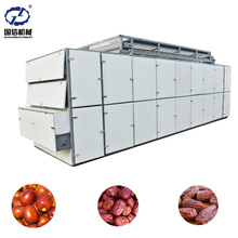 Continuous Operation Mode Hot Air Pepper/Chilli Dryer