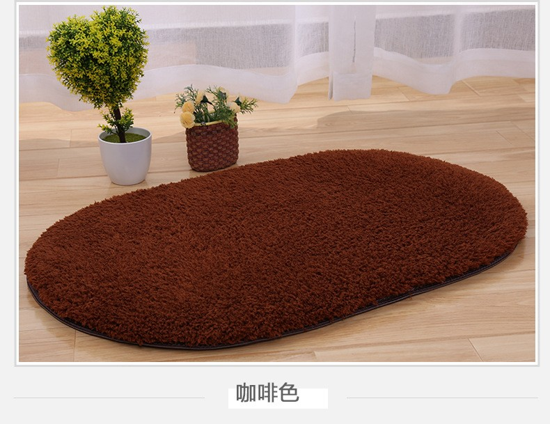 Brief Doormat Size 40x60 50x80 60x90cm Polyester Thickened Living Room  Carpet Kitchen Rugs Bath Mats Bedroom Mat Home Decorate - us875 a24231d434e0