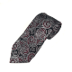 Wholesale Men's handmade Newly Fashion Design Business Paisley silk Tie