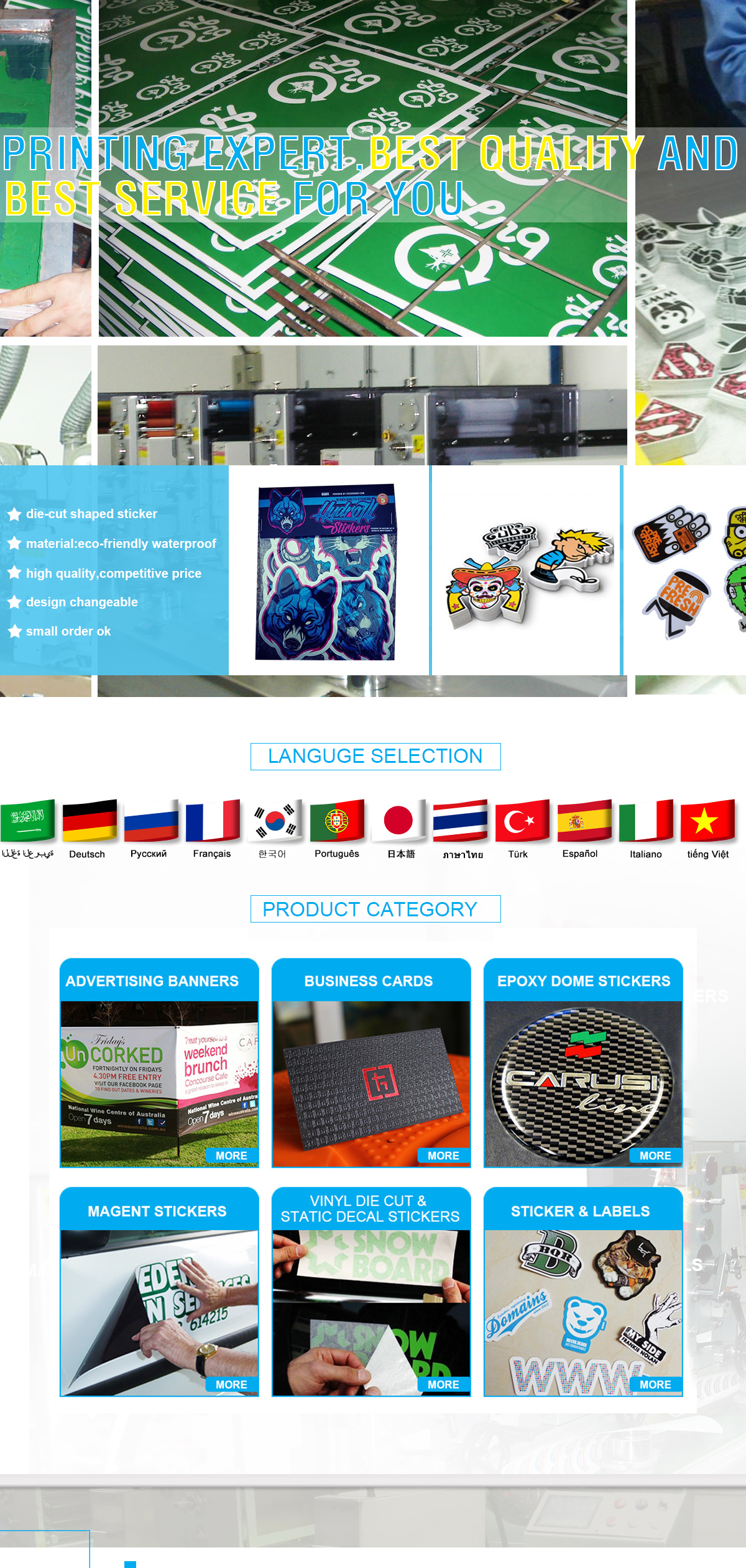 Shenzhen yucai packing and printing co ltd sticker business card colourmoves