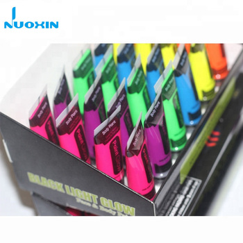 25ML Neon UV Glow Body Paint With Fluorescent Body Paint Ointment Face Color Glow In The Dark