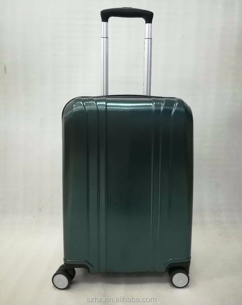 "20"" Pure world cartoon luggage universal wheel rolling trunk luggage"