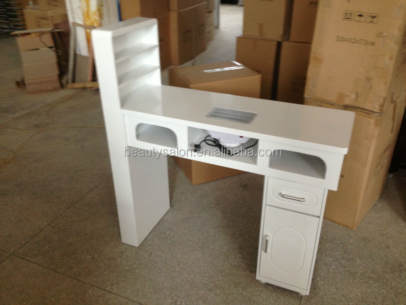 Fashion Cheap Nail Manicure Table Mt026 With Dust
