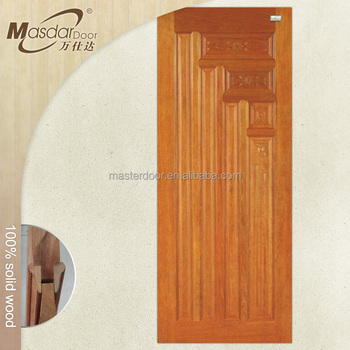 Modern Wooden Pooja Room Door Design Part 77
