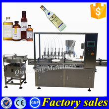 Customization Design 20ml glass vial filling capping machine