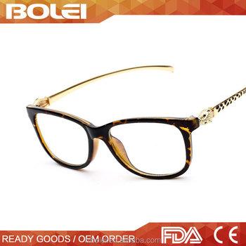 2016 Novelty Glasses Eyes Designer Prescription Eyeglasses Frames ...