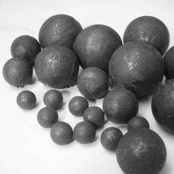 Cast or Forged Grinding Steel Balls for ball mill