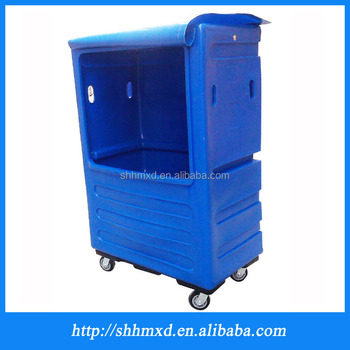 Commercial Laundry Linen Cart For Hotel
