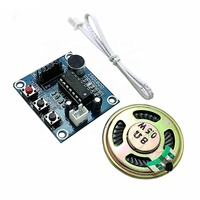 ISD1820 Sound On-board Microphone Circuit Board Recordable Recorder Voice Recording Module